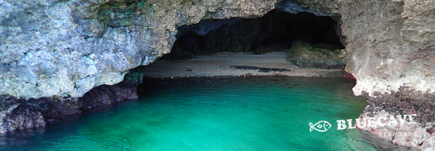 石垣島青の洞窟探検